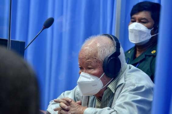 Cambodge: le dernier haut dirigeant khmer rouge fait appel de sa condamnation pour génocide