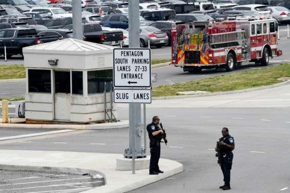 Un policier tué à quelques mètres du Pentagone