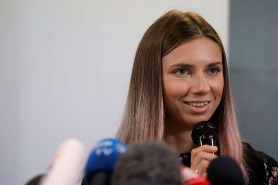 JO-2020: l'athlète bélarusse Tsimanouskaya