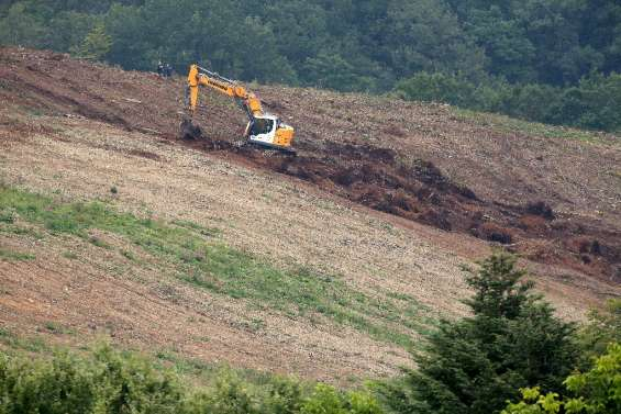 Disparition d'Estelle Mouzin: une septième campagne de fouilles a débuté dans les Ardennes