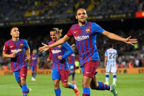 Espagne: le Barça séduit, sans Messi