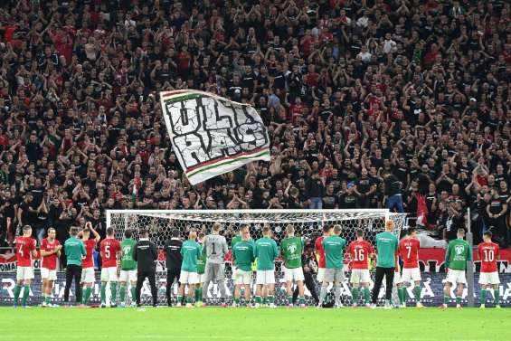 Insultes racistes: la Fifa sanctionne la Hongrie d'un match à huis clos et d'une amende