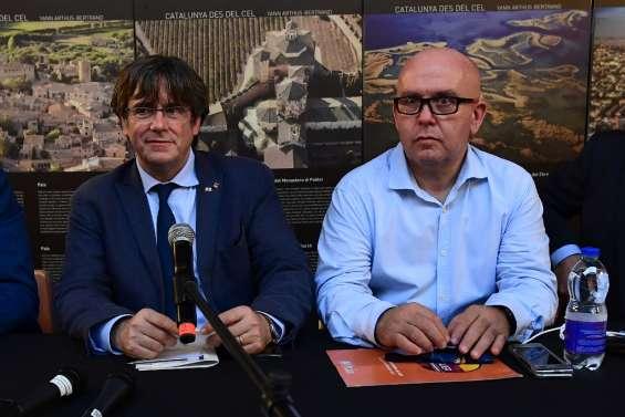 Puigdemont va rentrer à Bruxelles mais retournera en Italie pour une audience sur son extradition