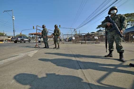 Equateur: les forces de l'ordre dans la rue pour contrer les violences du narcotrafic