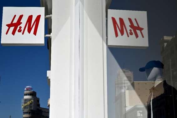 Au Bourget, les salariés d'H&M passés de mode