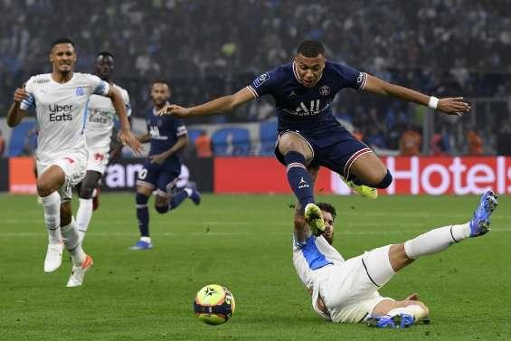 Ligue 1: Marseille et Paris SG se neutralisent