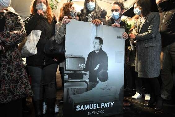 Samuel Paty est un