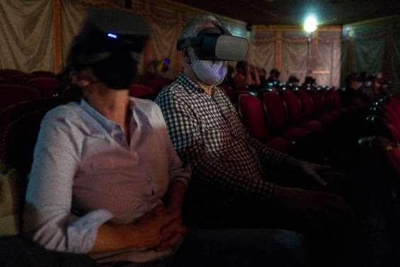Par les yeux de Toulouse-Lautrec: la réalité virtuelle dans un ballet, une première mondiale