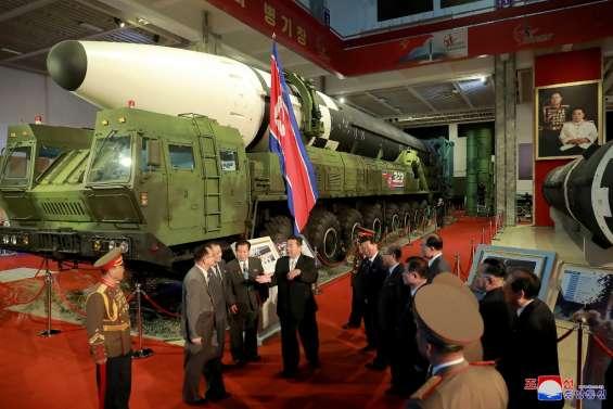 La Corée du Nord a lancé un projectile non-identifié