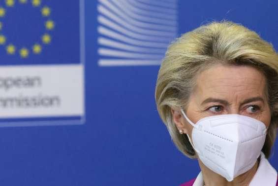 L'UE a exporté plus d'un milliard de doses de vaccins anti-Covid (von der Leyen)