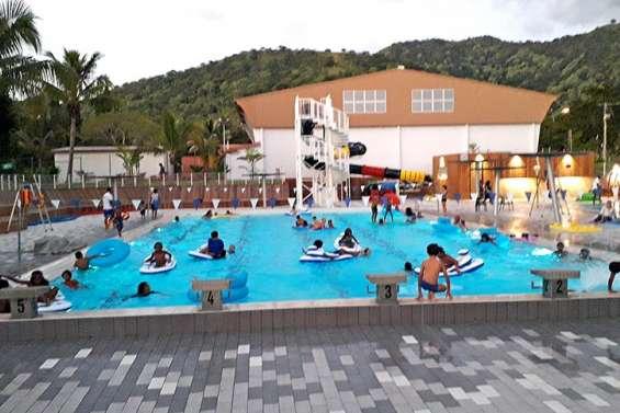 La piscine gratuite durant une semaine