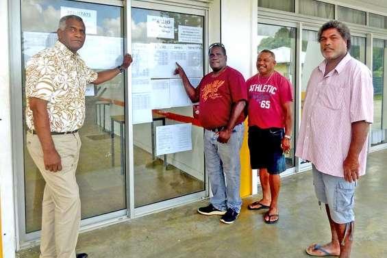 Les bons résultats du lycée polyvalent des Îles