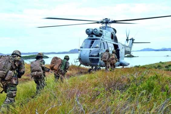 La côte Ouest, terrain de jeu de l'armée