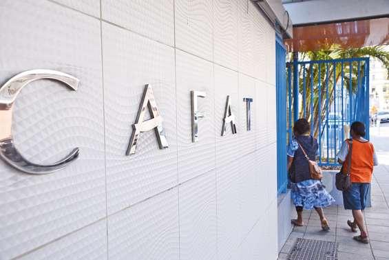 La FSTCE manifeste devant la Cafat