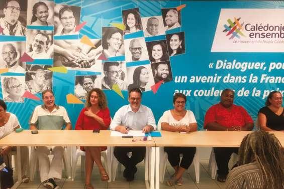 Calédonie ensemble annonce ses listes pour les municipales