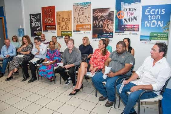 Calédonie ensemble lance sa campagne référendaire