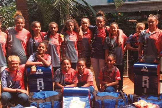 Des Calédoniennes au Vanuatu