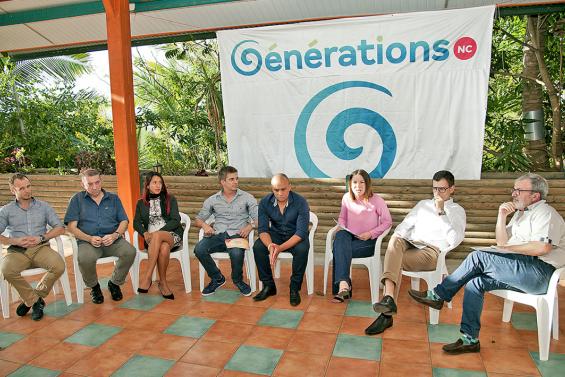 Générations NC ouvre la campagne des municipales à Nouméa