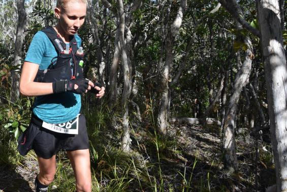 Trail : Leslie Nowicki et Alexy Dianoux gagnent au parc des Grandes Fougères