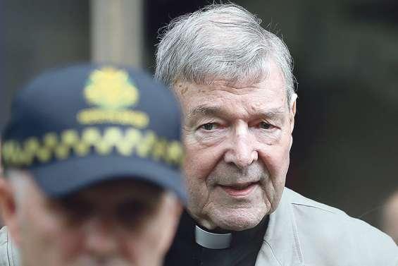 Le cardinal George Pell de retour à Rome