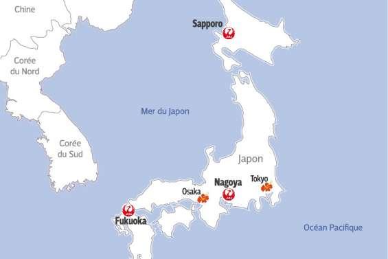 De nouvelles destinations japonaises s'ouvrent aux Calédoniens