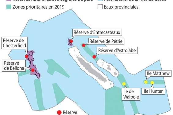 Extension des réserves naturelles en vue