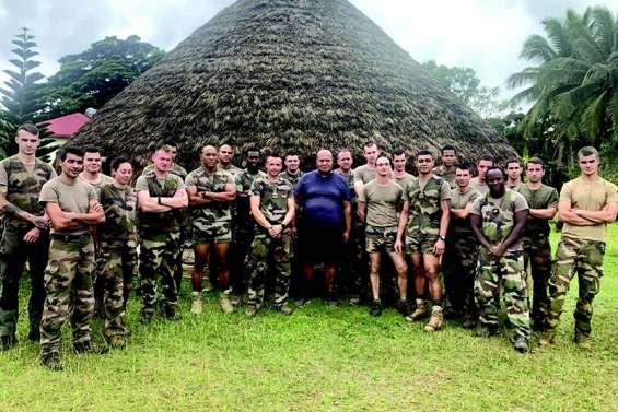 Un détachement du Rimap à Mucaweng