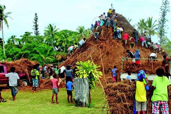 Mobilisés pour la grande case du Wetr