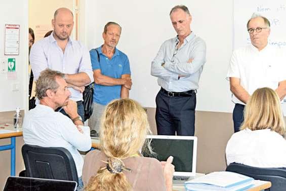 La CCI accompagne les entrepreneurs demandeurs d'aides