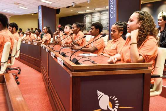 De riches débats au Congrès des jeunes
