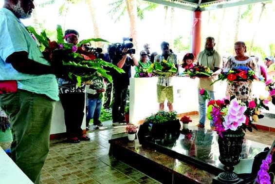 Le combat et les valeurs de « Yé-Yé » célébrés pendant trois jours à Maré