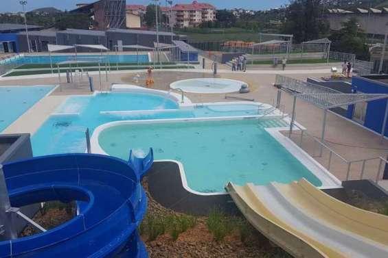 Le centre aquatique de Nouméa sera fermé lundi 18 février