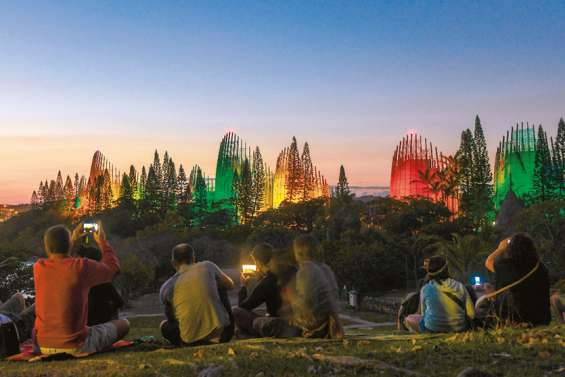 Le centre culturel Tjibaou s'apprête à changer de visage