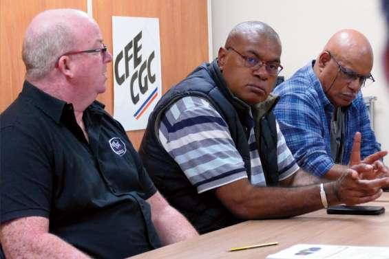 CFE-CGC : « On ne peut pas se permettre de perdre une seule usine »