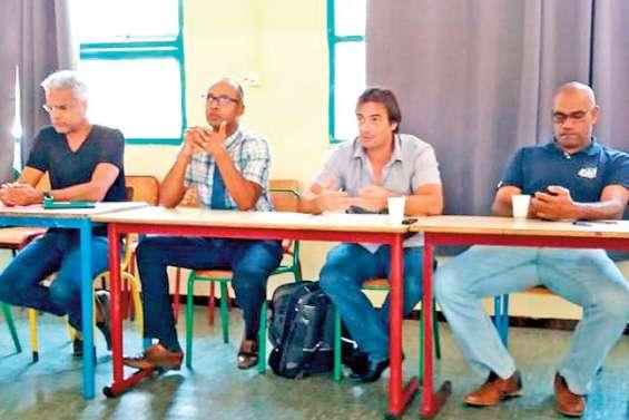 La province au chevet du collège de Kouaoua