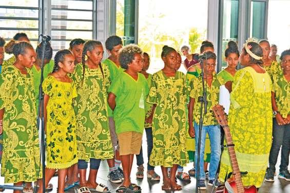 Des chorales pour soulager les malades et les soignants du Médipôle