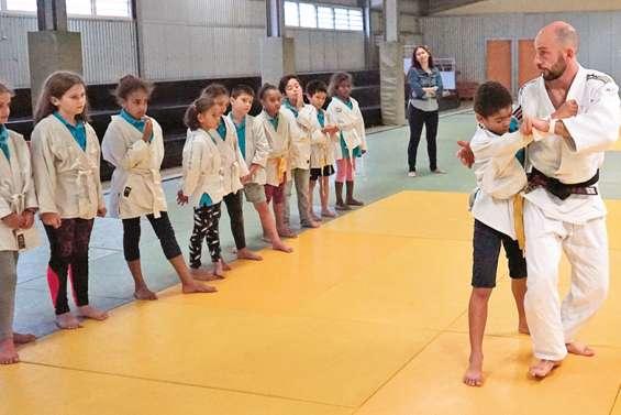 « On a la volonté de faire du judo, pas des jeux d'opposition »