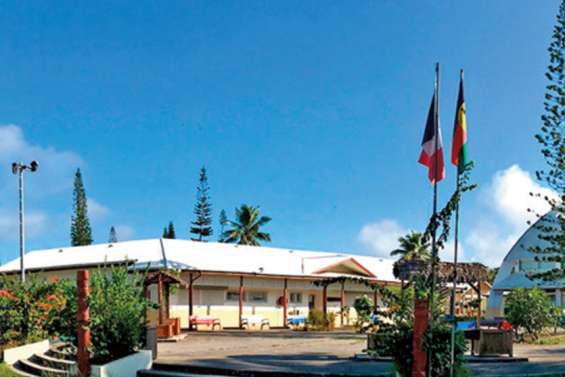 Le coffre-fort du lycée des îles à Lifou a été retrouvé vide