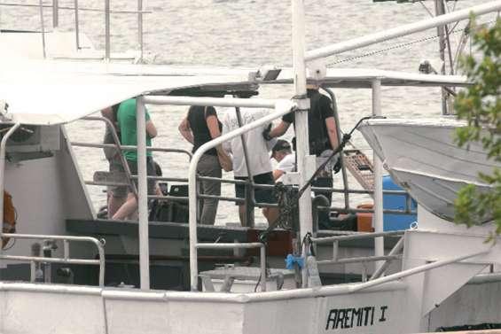 436 kg de cocaïne saisis à bord d'un voilier