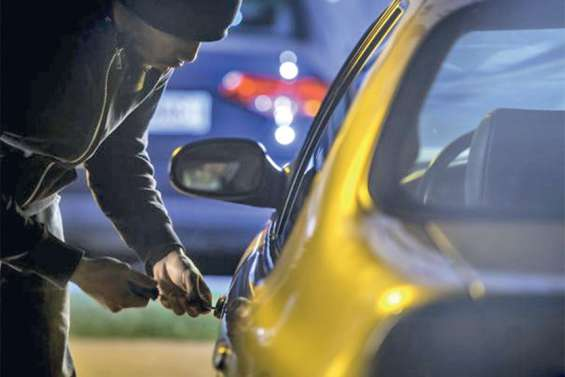 Les voleurs de voitures de Thio sévissaient aux quatre coins du pays