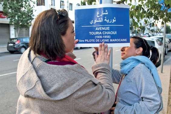 Un collectif rebaptise des rues pour « rendre l'espace aux femmes »