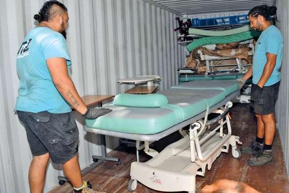 Une collecte pour envoyer du matériel médical au Vanuatu