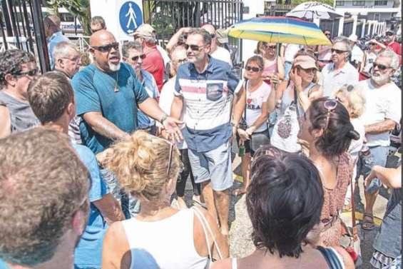 Le Collectif contre l'insécurité en Nouvelle-Calédonie reçu demain, au haussariat