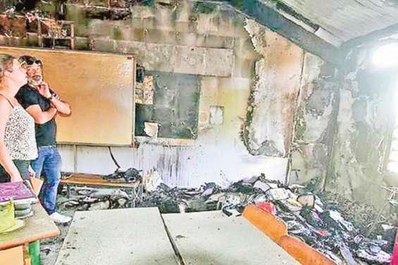 Peine confirmée en appel pour l'incendiaire du collège James-Paddon