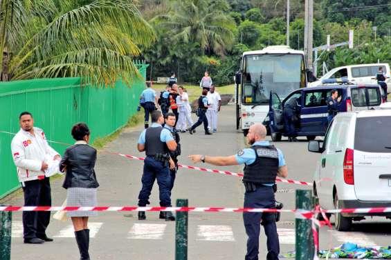 Un collégien meurt écrasé par un bus à Boulari