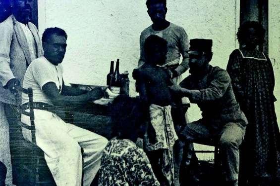Le coup d'œil du docteur Collin, une plongée unique dans la Calédonie des années 1910
