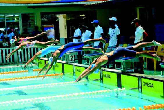 Trois nouvelles compétitions au programme