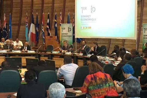 Le premier sommet économique Nouvelle-Calédonie/Vanuatu vient de débuter