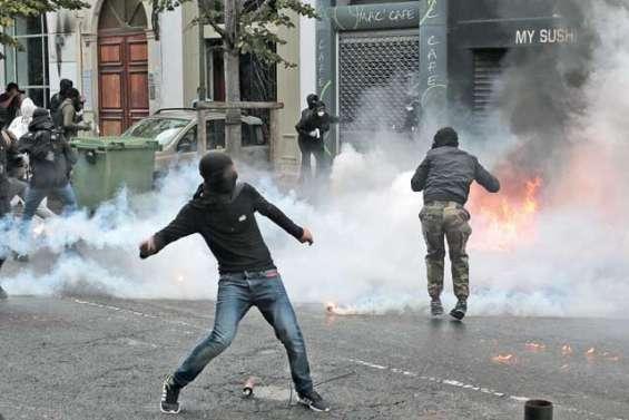 À Bastia, la mobilisation a tourné à l'émeute