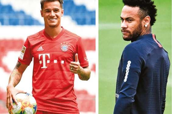 Avec Coutinho au Bayern, Neymar reste dans le flou
